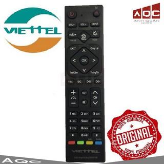Điều Khiển Remote đầu thu truyền hình INTERNET VIETTEL ( giá số lượng ở dưới)