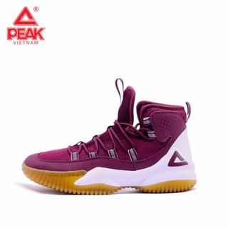 Giày bóng rổ PEAK Streetball Master DA830551 Đỏ Đun thumbnail