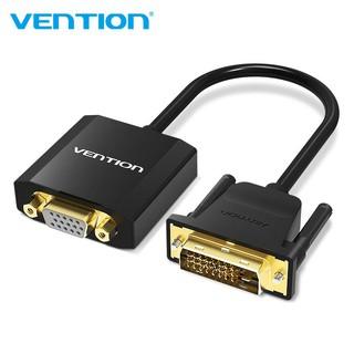 Cáp chuyển đổi DVI 24+1 ra VGA Vention, Hỗ trợ full HD 1920x1080