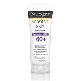 Kem chống nắng cho da nhạy cảm Neutrogena Sensitive Skin SPF 60+ (88ml)