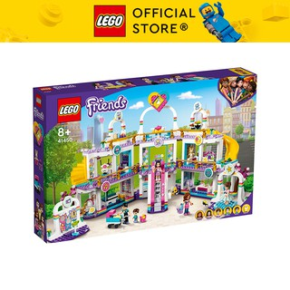 LEGO FRIENDS 41450 Trung Tâm Mua Sắm Heartlake ( 1032 Chi tiết) Đồ chơi giáo dục lắp ráp cho bé gái