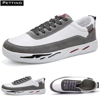 [Mã FAMALLT5 giảm 15% đơn 150K] Giày Thể Thao Nam Kiểu Dáng Trẻ Trung Phong Cách Hàn Quốc - Pettino SSP012