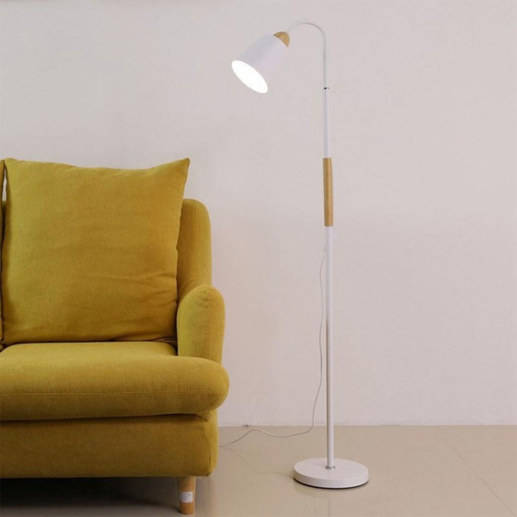 [Tặng bóng LED] Đèn Cây D300 - Đèn Cây Đứng Trang Trí Nội Thất Gia Đình, Phòng Làm Việc - Chất Lượng, Mẫu Mới, Hiện Đại.