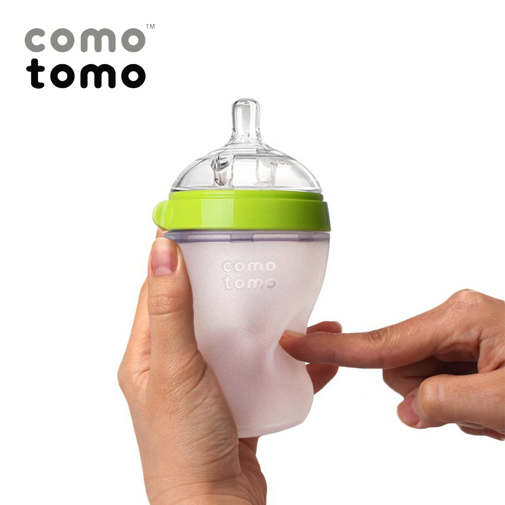 Bình sữa Silicone Comotomo 250ml
