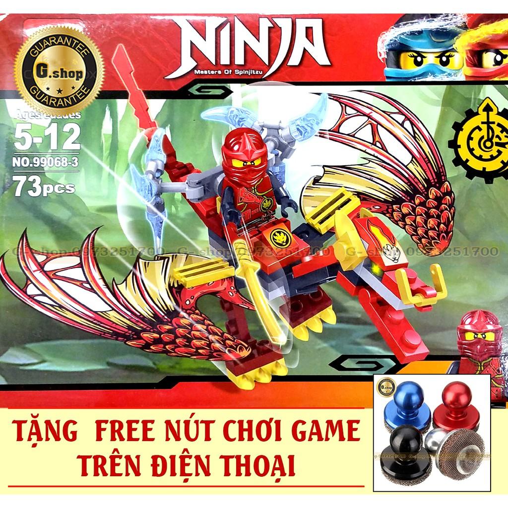 Bộ ghép hình NINJA : NINJA cưỡi Rồng (R) - Khớp xoay 360 độ hiện đại + Tặng FREE Nút chơi game trên - 2973740 , 446794697 , 322_446794697 , 60000 , Bo-ghep-hinh-NINJA-NINJA-cuoi-Rong-R-Khop-xoay-360-do-hien-dai-Tang-FREE-Nut-choi-game-tren-322_446794697 , shopee.vn , Bộ ghép hình NINJA : NINJA cưỡi Rồng (R) - Khớp xoay 360 độ hiện đại + Tặng FREE Nút