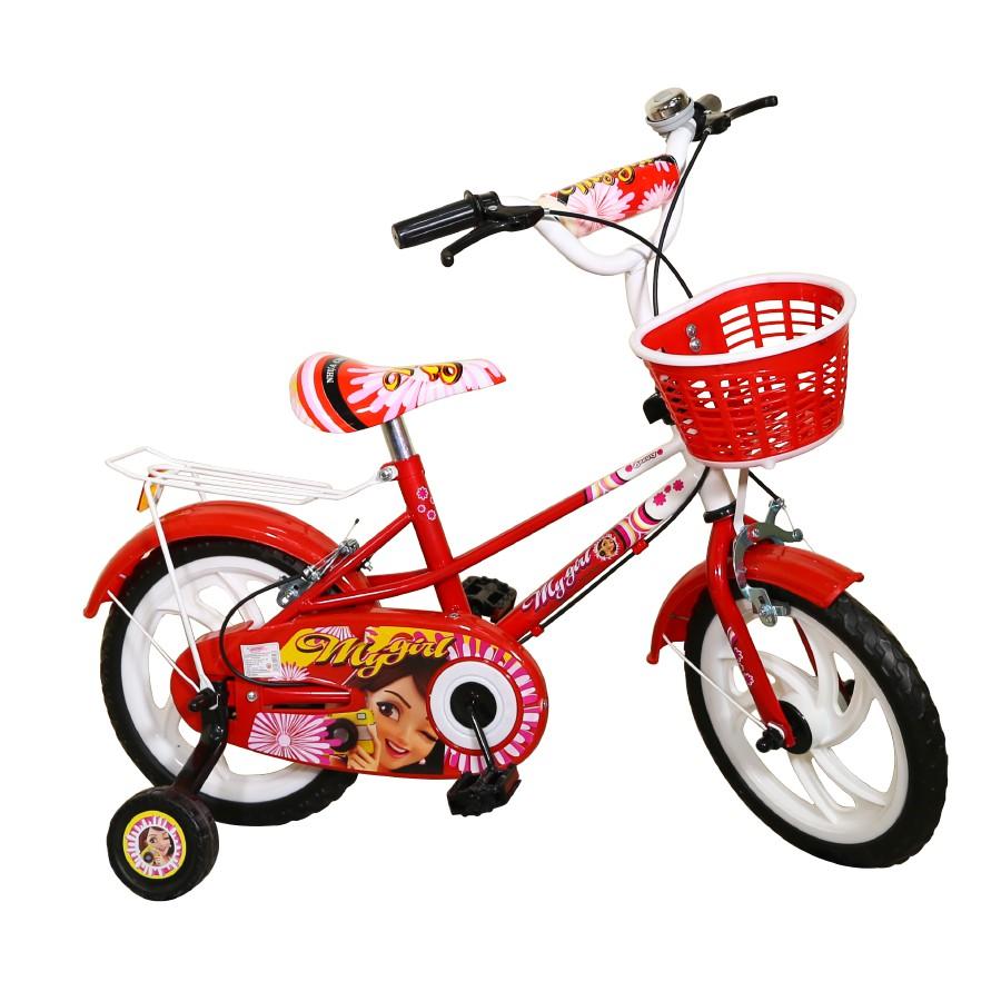 Xe đạp trẻ em Nhựa Chợ Lớn K96 - M1719-X2B - Cho Bé Từ 2 đến 4 Tuổi