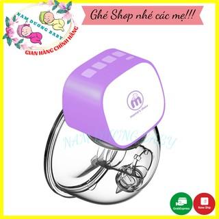Máy hút sữa không dây/ Cup Hút Sữa Rảnh Tay Mama'schoice, tiện lợi cho các mẹ [Chính Hãng]