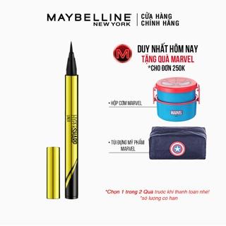 """Bút kẻ mắt nước siêu sắc mảnh không lem không trôi Maybelline New York HyperSharp Liner Đen 0.5g giá chỉ còn <strong class=""""price"""">14.500.000.000đ</strong>"""