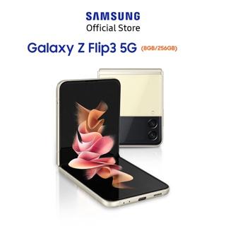 Hình ảnh Điện Thoại Samsung Galaxy Z Flip3 5G 256GB-7