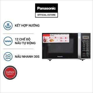 Lò Vi Sóng Kết Hợp Nướng Panasonic NN-GT35HMYUE – BH 12 Tháng