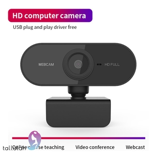 Webcam 1080P HDWeb Camera with Built-in HD Microphone 1920 x 1080p Web Cam