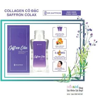 [HSD 1 2024] Collagen Saffron Colax Trắng Da Căng Bóng Mờ Nám Phòng Ngừa Xương Khớp - Hộp x 7 túi 30ml thumbnail
