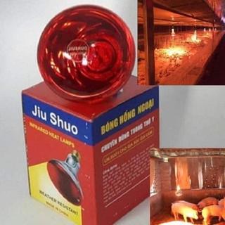 đèn úm gà hồng ngoại 75w