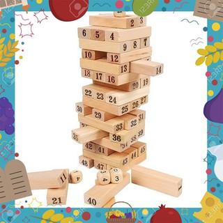 [ Giá Rẻ Nhất ] đồ chơi rút gỗ thông minh cho bé