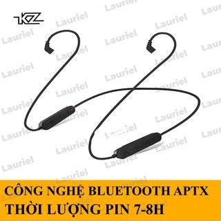 Cáp bluetooth KZ aptx chống nước cho zsn zs10pro zstpro as10 as16 mmcx ... thumbnail