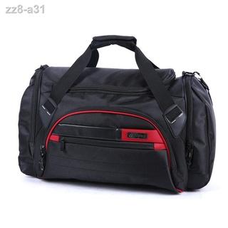 [HOT]Túi hành lý xách tay cho nam và nữ có sức chứa lớn, du lịch, đeo vai, vị trí để giày, tập thể dục, vải thô thumbnail