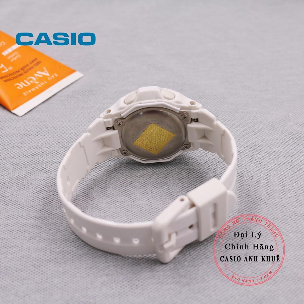 Đồng hồ nữ điện tử Casio BabyG BG-169R-7DDR dây nhựa