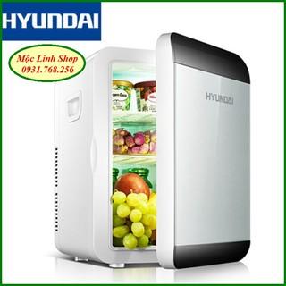 Tủ lạnh mini Hyundai 13.5L(12v và 220v)