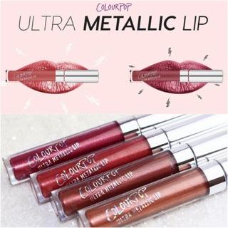 Son kem COLOURPOP - Ultra Metallic Lip thumbnail