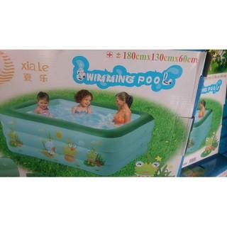 Bể bơi vuông 1,8m – be boi vuong 1,8m
