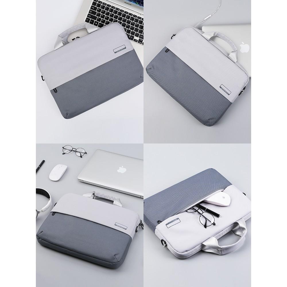 túi đựng laptop cho macbook dell mac asus hp pro 13.3 huawei matebook13 Giá chỉ 430.400₫