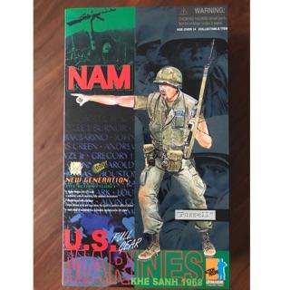 """1/6 Vietnam War US Marine Soldier """"Russell"""""""