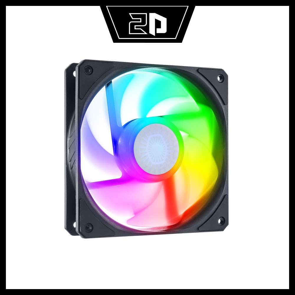 Quạt tản nhiệt Cooler Master SICKLEFLOW 120 ARGB (REVERSE EDITION)