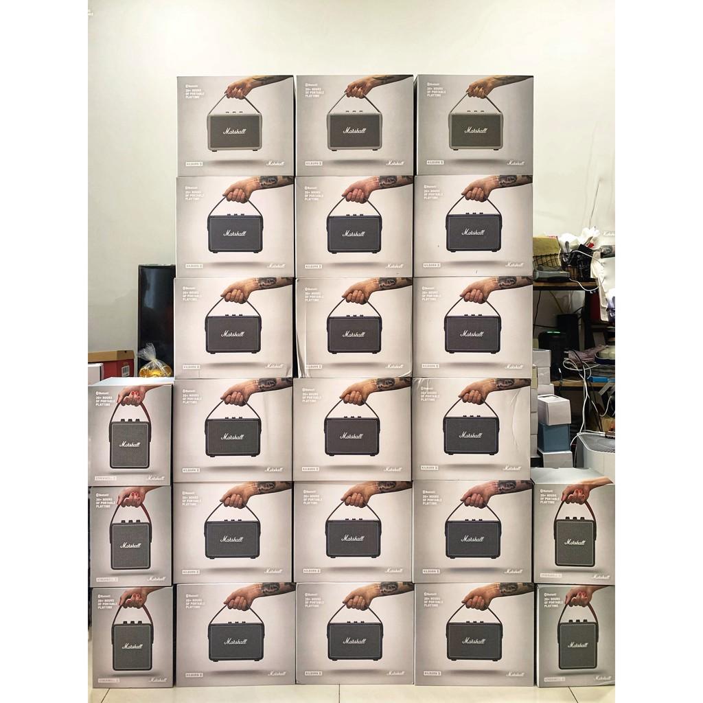 Loa Marshall Kilburn 2 - Loa Bluetooth di động - Fullbox nguyên Seal