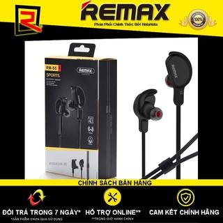 [Mã ELFLASH5 giảm 20K đơn 50K] Tai Nghe Bluetooth Thể thao Remax RB - S5