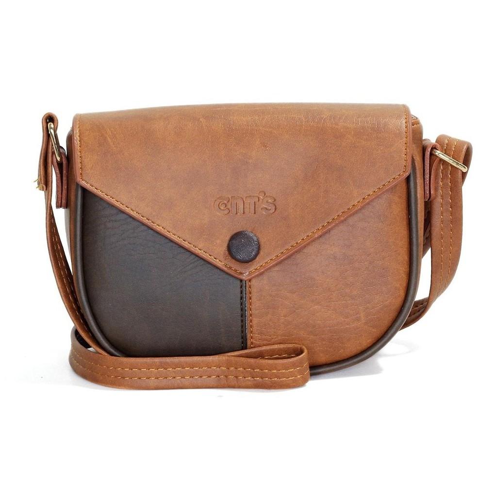 Túi đeo chéo nữ CNT TĐX51 cá tính