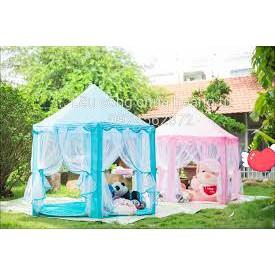 Combo 3 lều công chúa hoàng tử loại đẹp