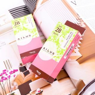 [Kem CC Nhật Bản] Kem trang điểm trắng da Naris Ailus Natural Beauty CC Cream Nhật Bản #01 (Da trắng) - Hàng chính hãng