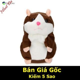 [SIÊU RẺ] Đồ chơi Chuột Hamster biết nhại biết nói biết nhảy cao cấp