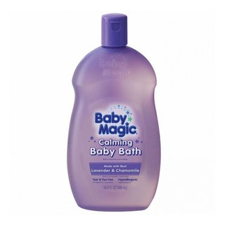 Tắm gội Baby Magic Lavender 488ML M299