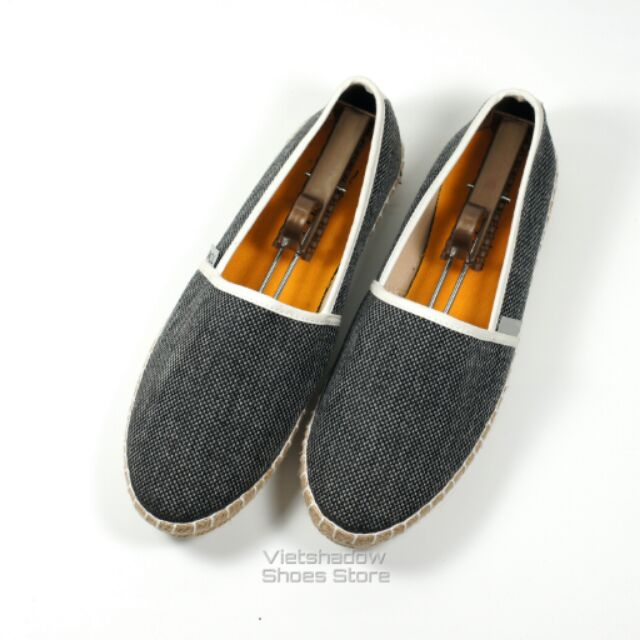 Slip on | giày lười vải nam đế bo đay - Mã SP: 605-ghi.đốm - 3137497 , 246410752 , 322_246410752 , 255000 , Slip-on-giay-luoi-vai-nam-de-bo-day-Ma-SP-605-ghi.dom-322_246410752 , shopee.vn , Slip on | giày lười vải nam đế bo đay - Mã SP: 605-ghi.đốm