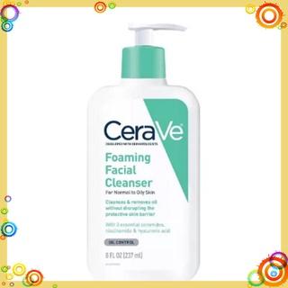 Sữa rửa mặt Cerave dịu nhẹ 236ml siêu sale ngày hề thumbnail