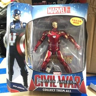 Mô hình nhân vật Iron Man MK46