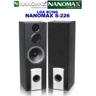 LOA ĐỨNG NANOMAX S-226 thumbnail