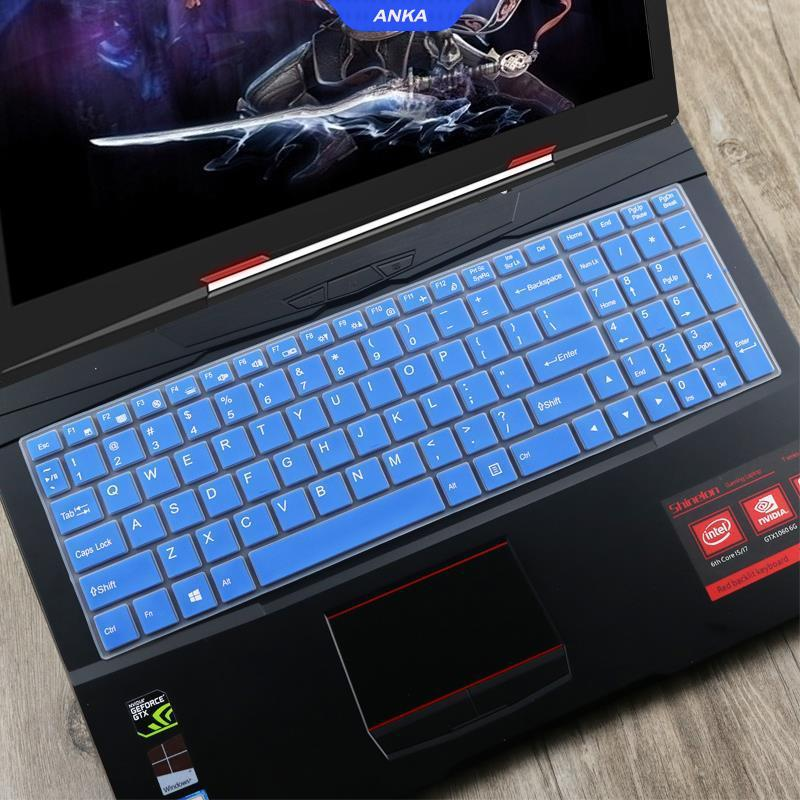Miếng Dán Bàn Phím Silicon Mềm Nhiều Màu Cho Shen Z7M-Sl7D2 Z7M-I78172D1 Laptop 15.6 Inch