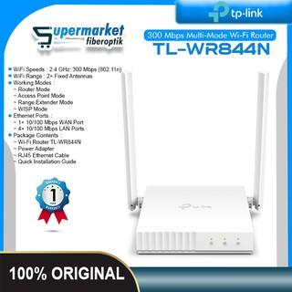 Thiết Bị Phát Wifi Không Dây Tp-link Tl-wr844n 300mbps Tp Link Tl Wr844n