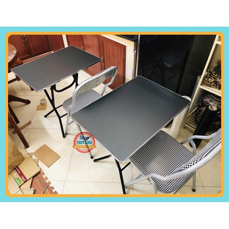 Bộ bàn ghế cỡ lớn 50x70 dành cho sinh vên học sinh