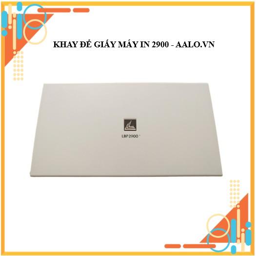 Khay để giấy máy in Canon 2900 - AALO.VN
