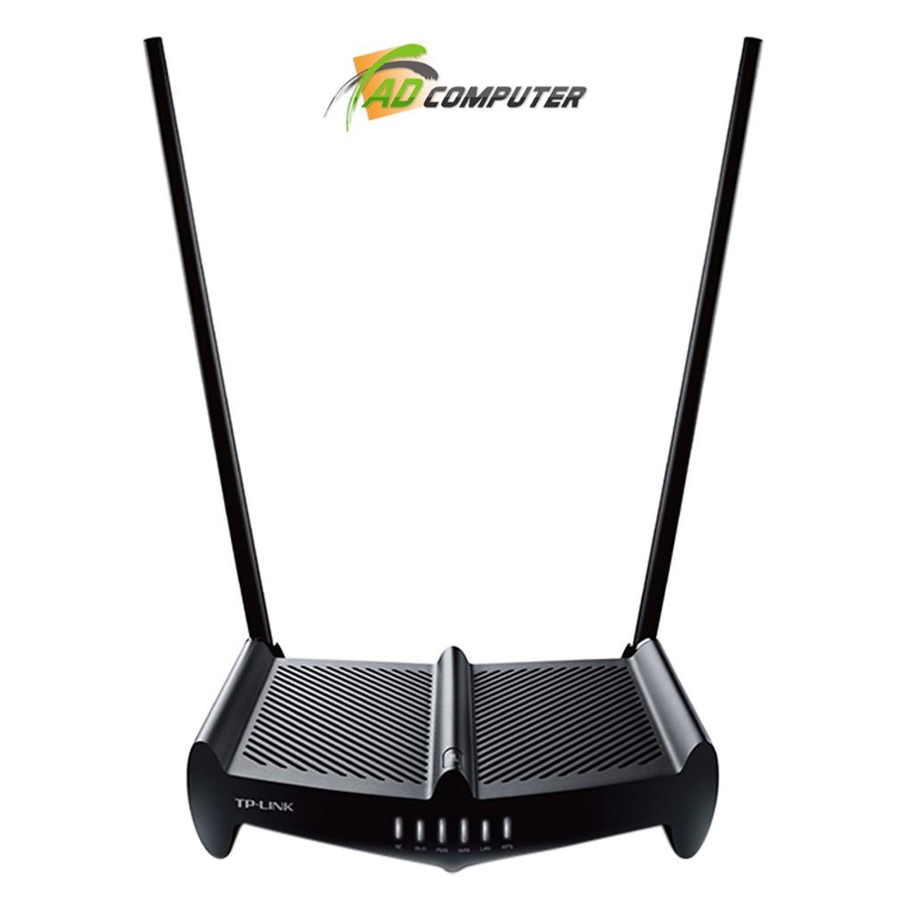Bộ phát wifi TP-Link TL-WR841HP (Anten 9dbi *2) – Chuẩn N 300Mbps công suất cao Giá chỉ 825.000₫