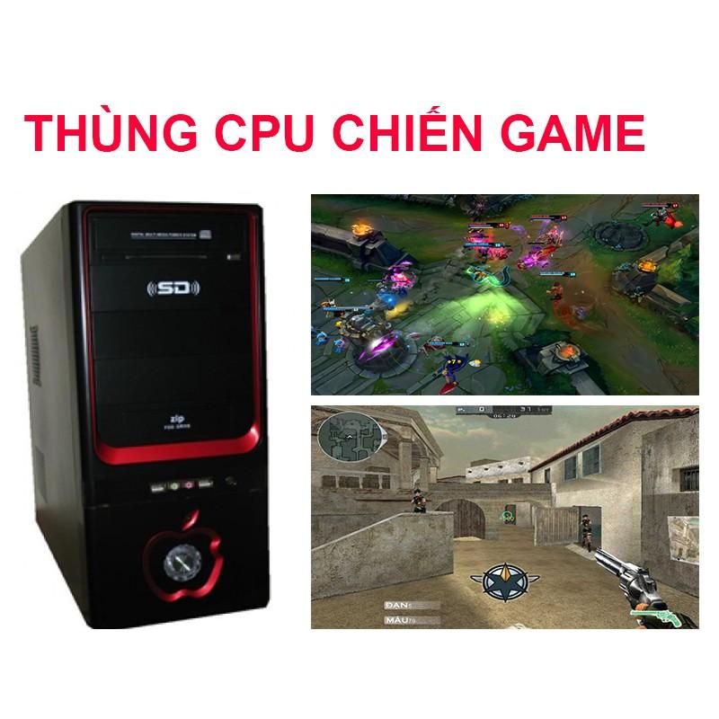 Thùng máy tính card rời Ram 4GB - 3343347 , 978581345 , 322_978581345 , 1750000 , Thung-may-tinh-card-roi-Ram-4GB-322_978581345 , shopee.vn , Thùng máy tính card rời Ram 4GB