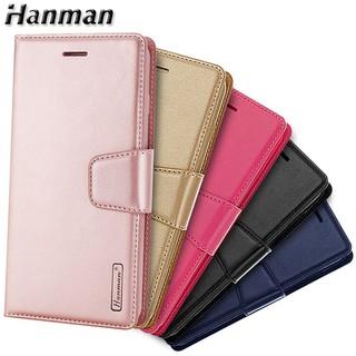 Bao da iPhone 6/ 6S hiệu Hanman