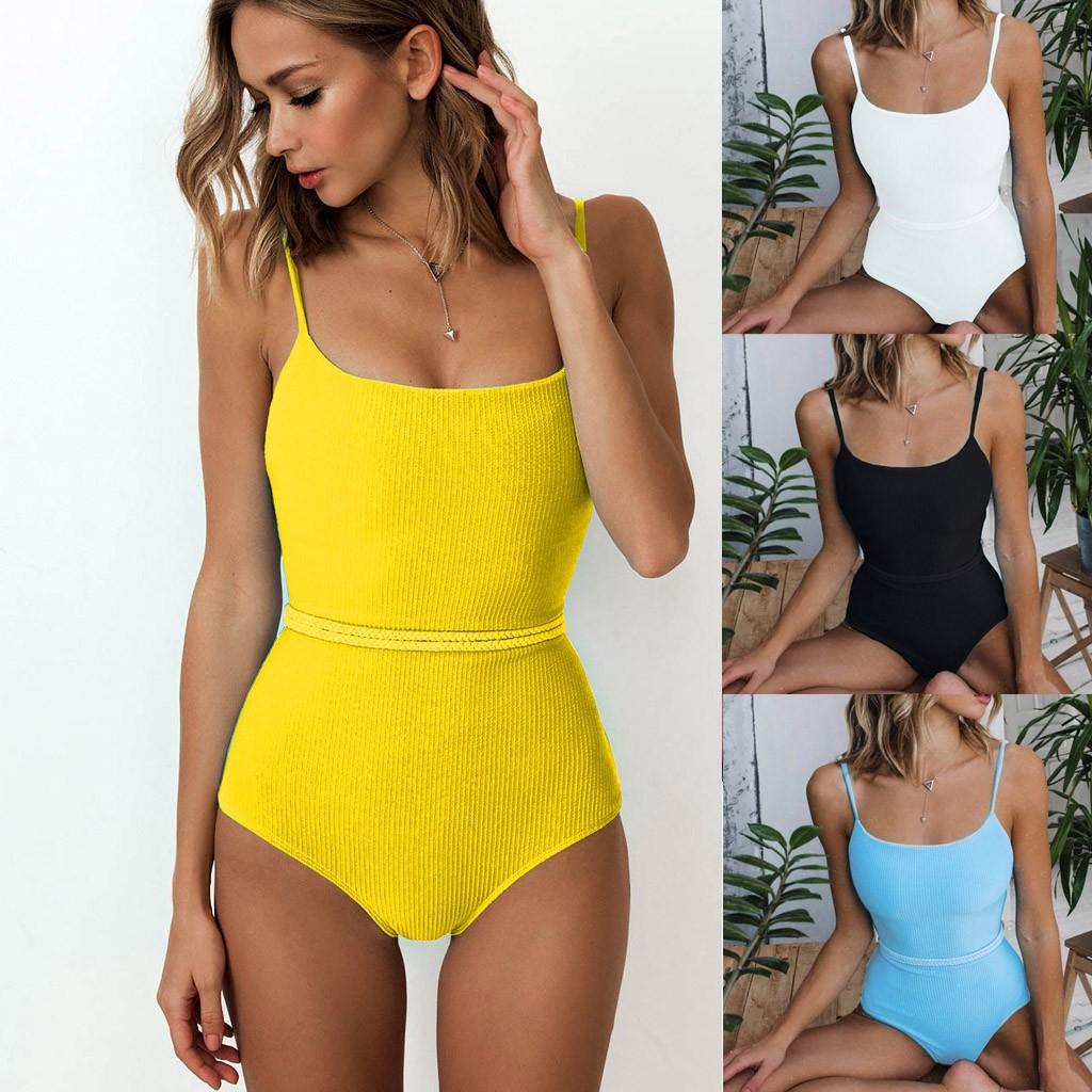 [Mã FASHIONCB1 hoàn 15% tối đa 30K xu ] Đồ bơi một mảnh có đệm nâng ngực gợi cảm thời trang đi biển dành cho nữ