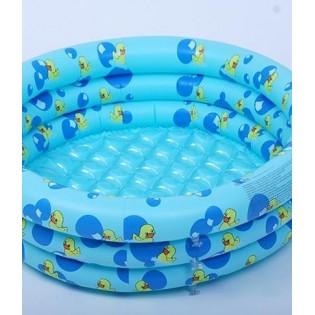 bể phao bơi cho bé yeu