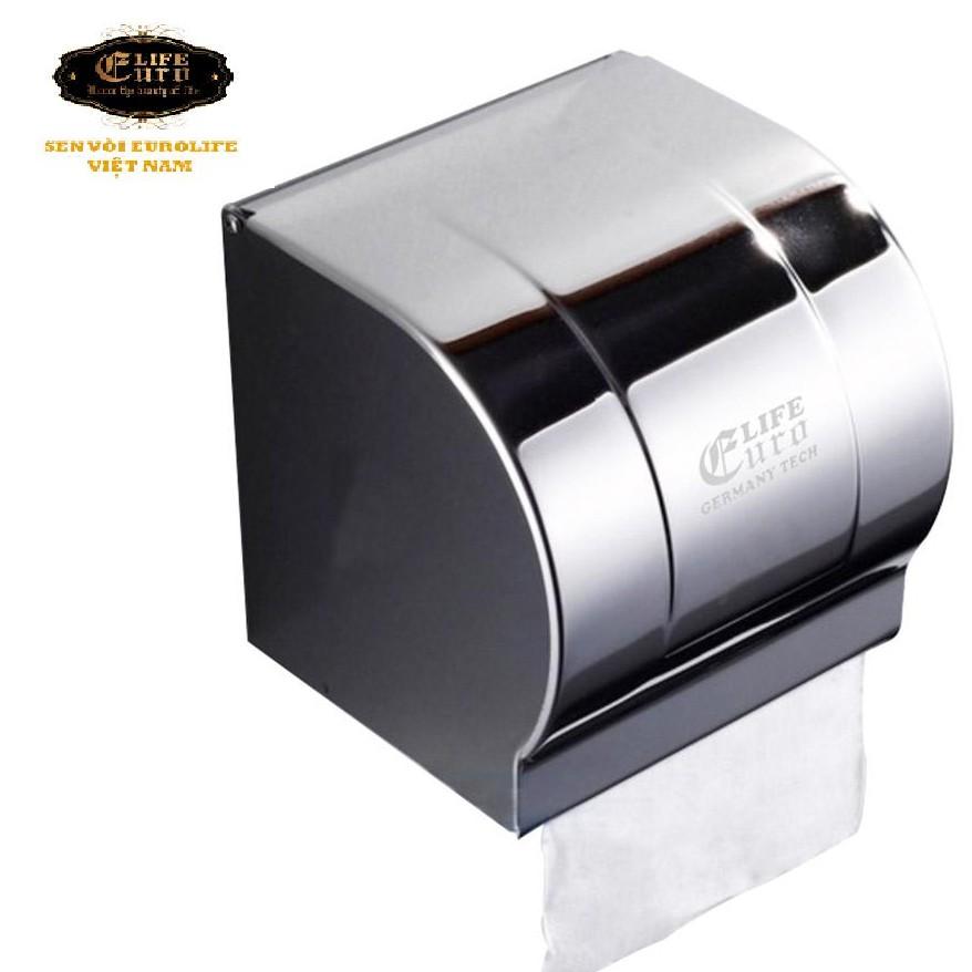 Hộp đựng giấy vệ sinh Inox 304 Eurolife EL-P05-4