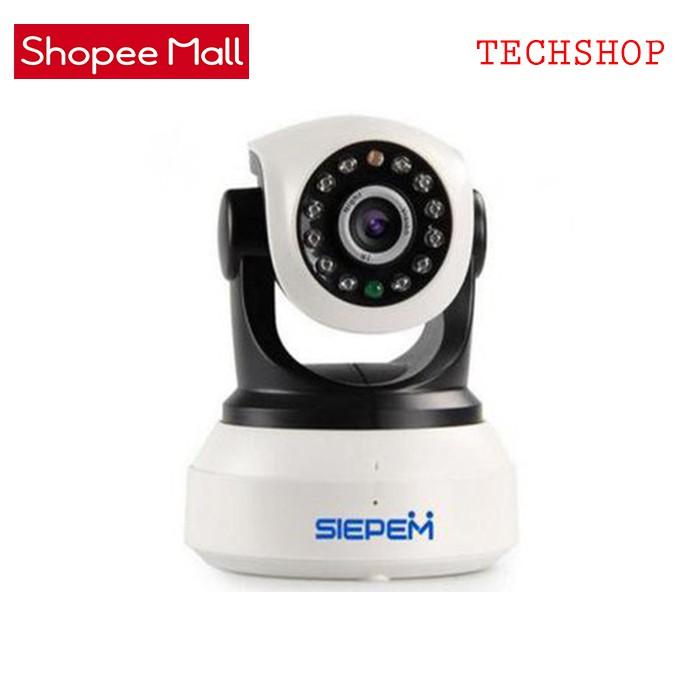 Camera IP WIFI/3G Siepem S6203Y (Trắng) - 3152622 , 200274212 , 322_200274212 , 669000 , Camera-IP-WIFI-3G-Siepem-S6203Y-Trang-322_200274212 , shopee.vn , Camera IP WIFI/3G Siepem S6203Y (Trắng)