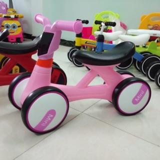 Xe chòi chân 4 bánh tự cân bằng cho bé-Hàng Loại 1